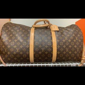 Louis Vuitton 60cm Keepall in monogram